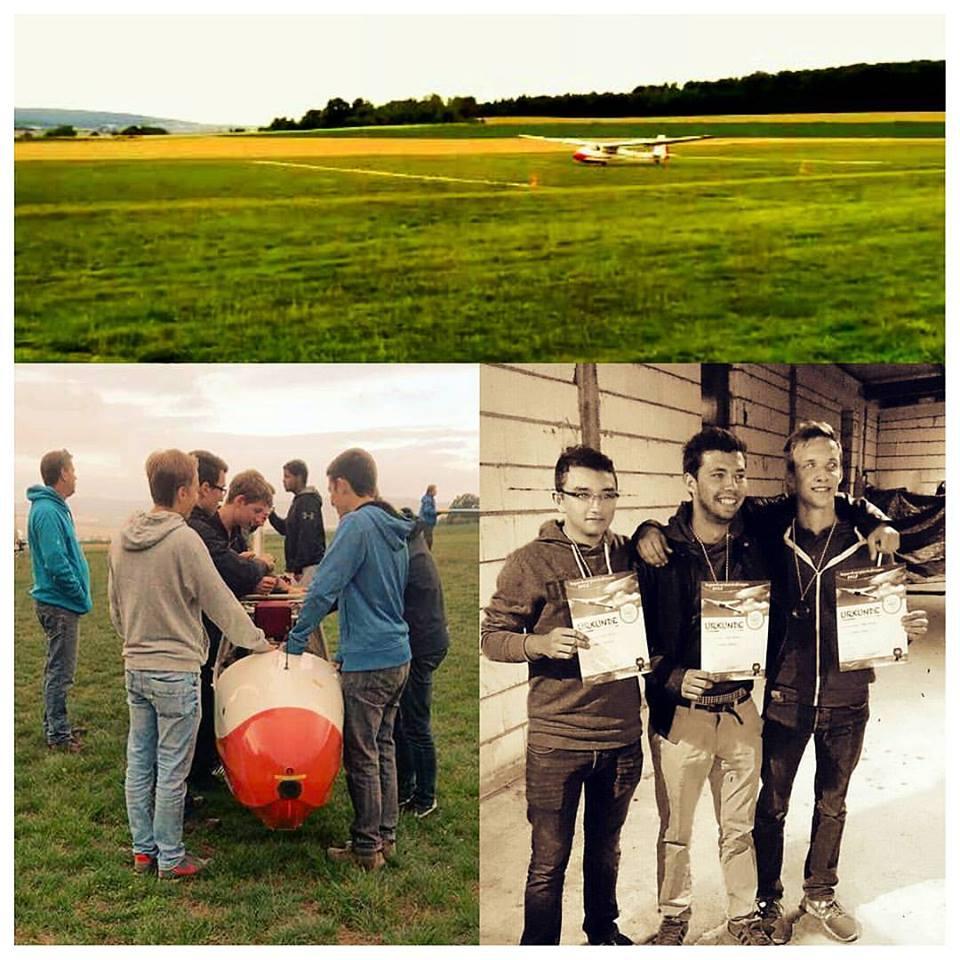 Jugendvergleichsfliegen 2015 in Ober-Mörlen