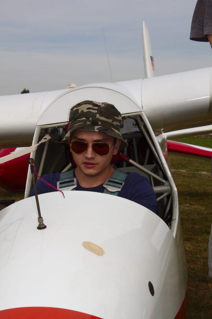 Unser Flieger Eddy belegt den 2.Platz beim JVF!